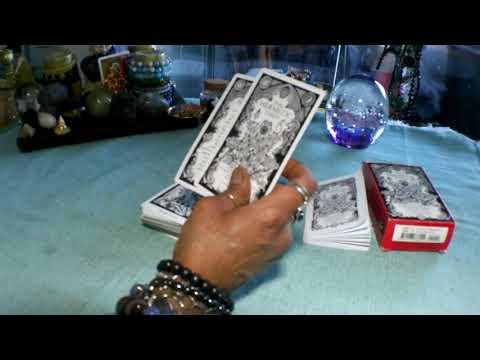 ➰➰➰Deck Review: Hermetic Tarot By Godfrey Dowson