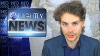 Infowars Nightly News   Tuesday October 29 2013   Full Length