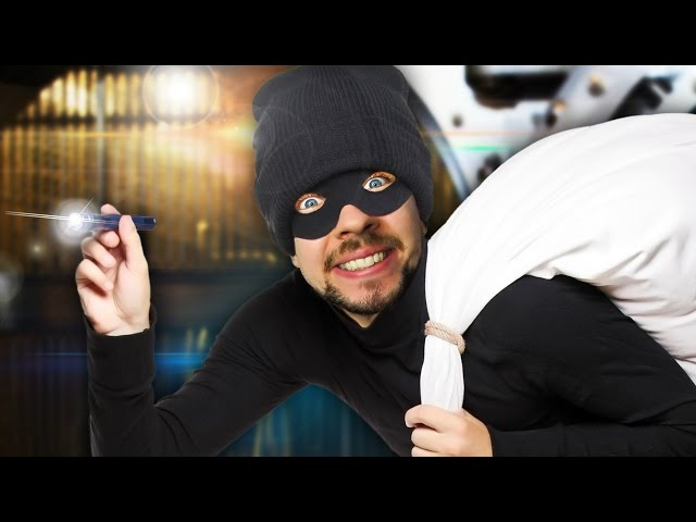 DAYLIGHT ROBBERY | Sneak Thief #1