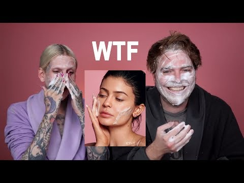 jeffree and shane shading kylieskin for 6 minutes straight thumbnail