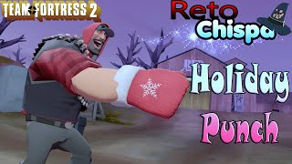 Reto Chispa: Utilizando los Holiday Punch | Team Fortress 2