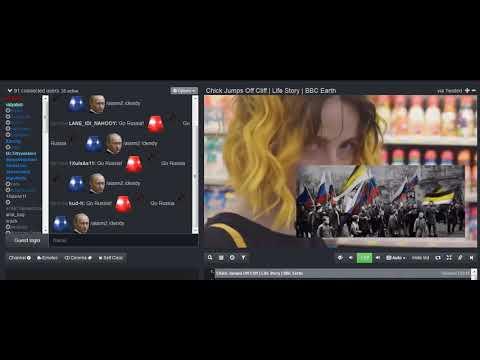 Raid On Fourchan Videochannel By Russian Anonymous (tv.2ch.hk) #4