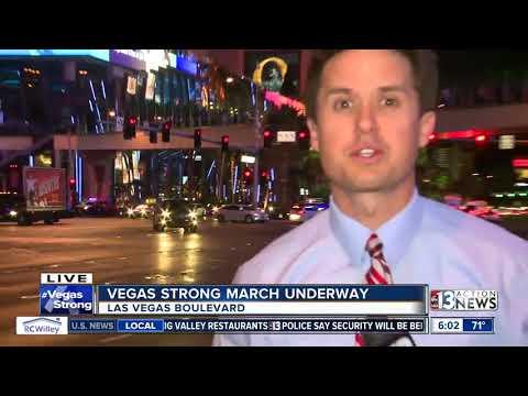 Culinary Union organizing Vegas Strong march on Las Vegas Strip