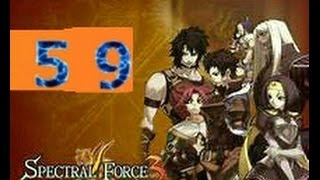 Let Play Spectral Force 3 Ep 59 Bonus Special Abilities 2