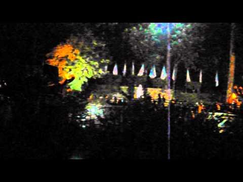 Đức Mẹ Tà Pao xoay lúc 0 giờ 10 phút ngày 13 tháng 7 năm 2014