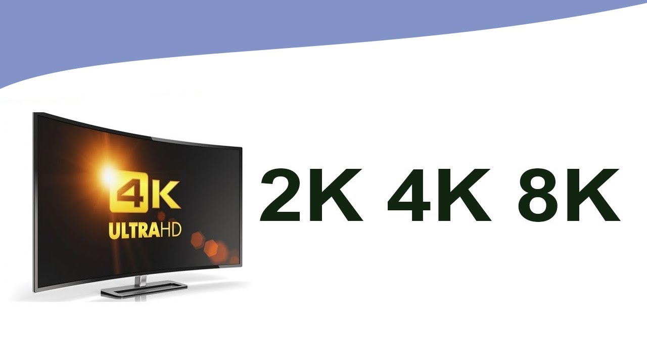 Download What is 2K 4K 8K Resolution? Explained