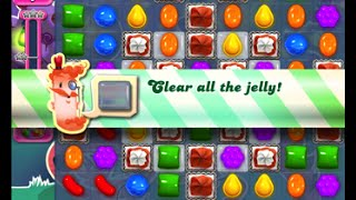 Candy Crush Saga Level 1520 walkthrough (no boosters)