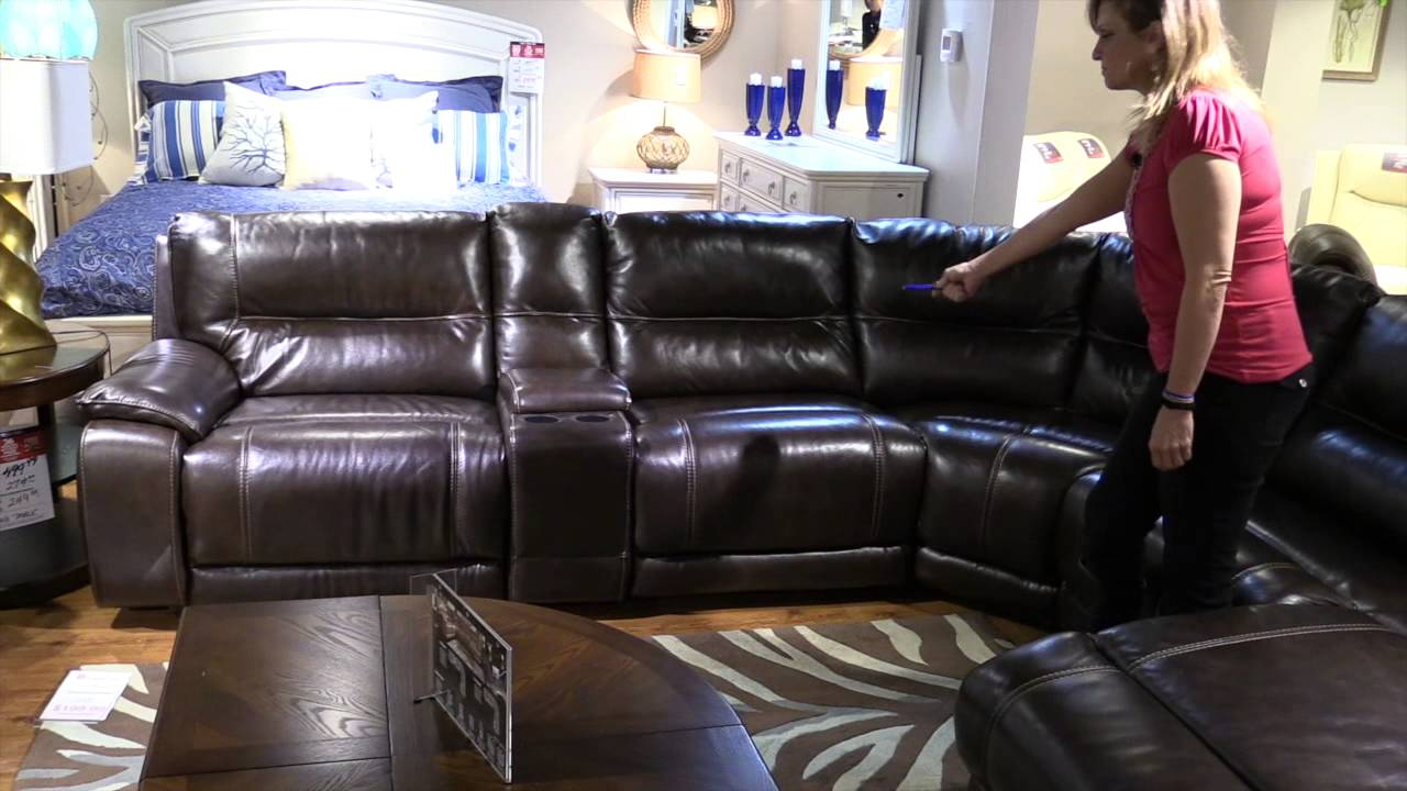 Clearwater Furniture chair sectional reclining chaise lounge console armless pieces sofa - YouTube : chaise lounge with recliner - islam-shia.org
