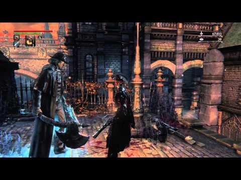Bloodborne™ Gascoigne summon music box secret