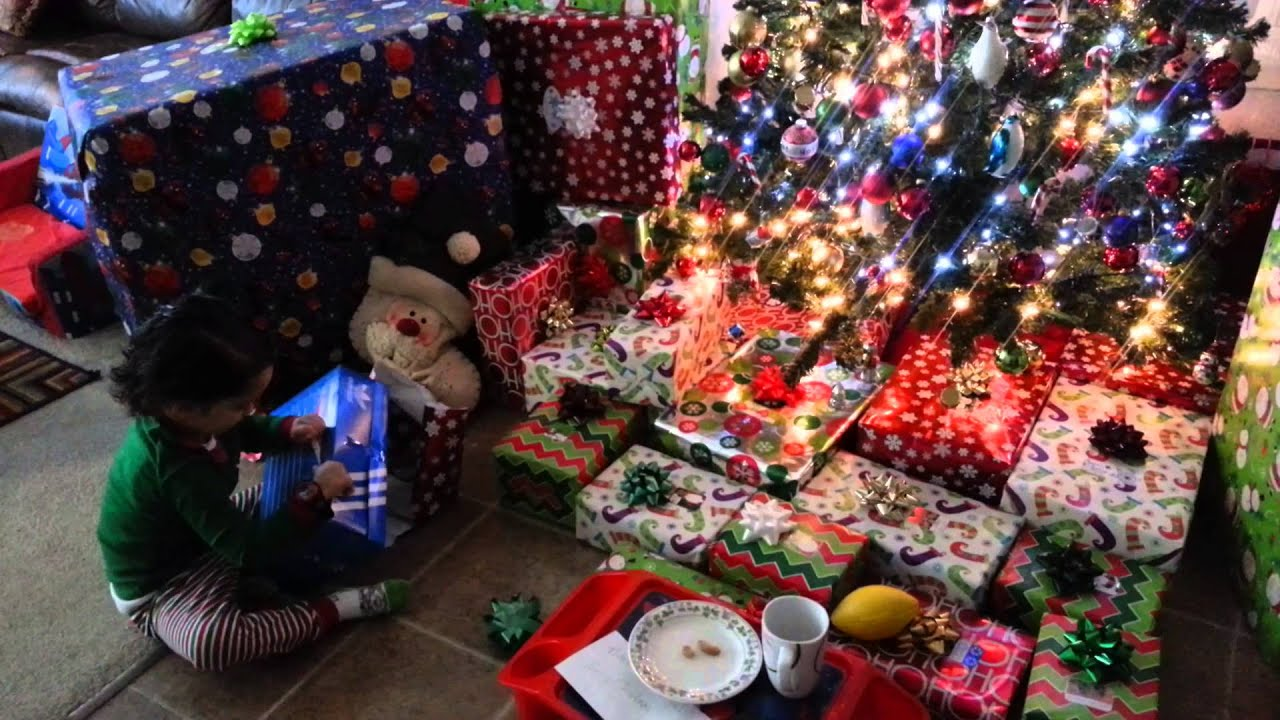 maxresdefault Christmas Eve Gift