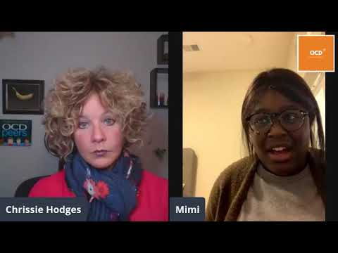 OCD Gamechangers Presents Fireside Fridays with Mimi Cole