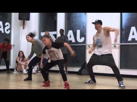 Will.I.Am feat. Justin Bieber -- #thatPOWER   Sierra Neudeck   Choreographer -- Matt Steffanina