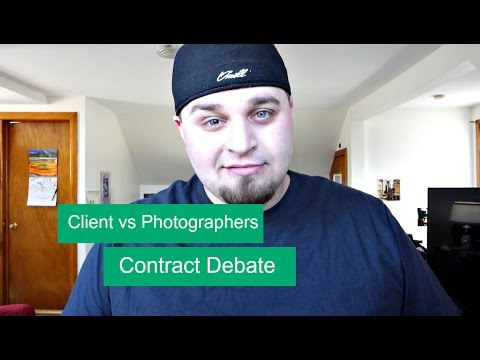 Top Photography Business Tip: Contracts and Clients!