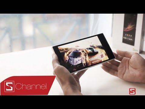 Schannel - Đánh giá chi tiết Xperia Z Ultra - Firmware hoàn thiện - CellphoneS