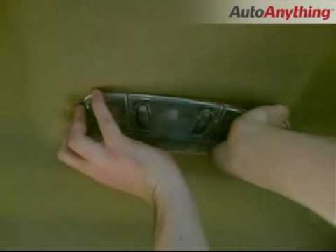 How To Replace The Dome Lights On A Ford Superduty Truck Youtube