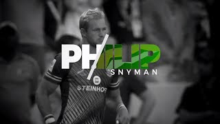 Philip Snyman is ready for Rugby World Cup Sevens