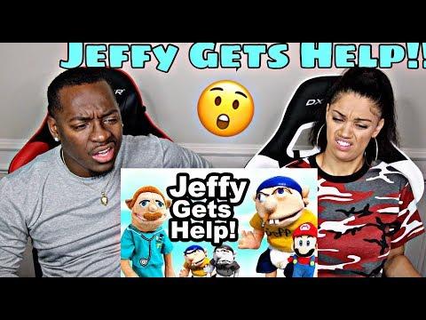 SML MOVIE: JEFFY GETS HELP REACTION!