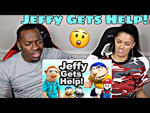 SML MOVIE: JEFFY GETS HELP REACTION!