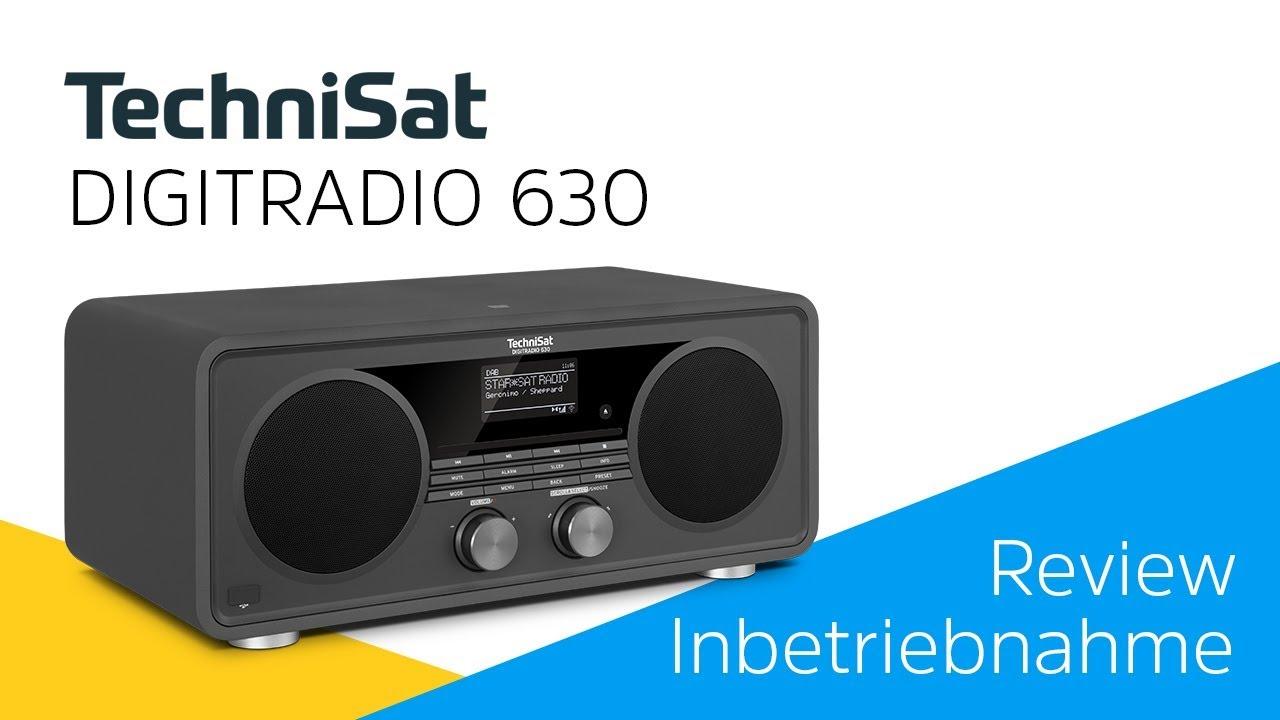 Video: Digitradio 630 | Ausstattung | Erste Inbetriebnahme.