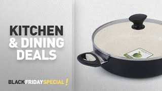Black Friday Kitchen & Dining By Greenpan // Amazon Black Friday Countdown