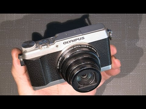 Remove Dust On The Sensor In Olympus SH-1