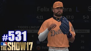 UGLIEST UNIFORMS IN THE GAME! | MLB The Show 17 | Road to the Show #531
