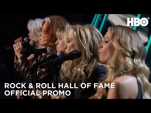 The Buzz: Rock & Roll Hall of Fame   Version HBO