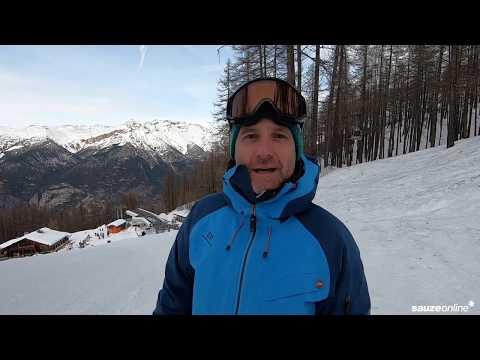 Sauze d'Oulx snow report 03:01:20