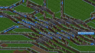 OpenTTD iTKerry's gameplay (Solo)
