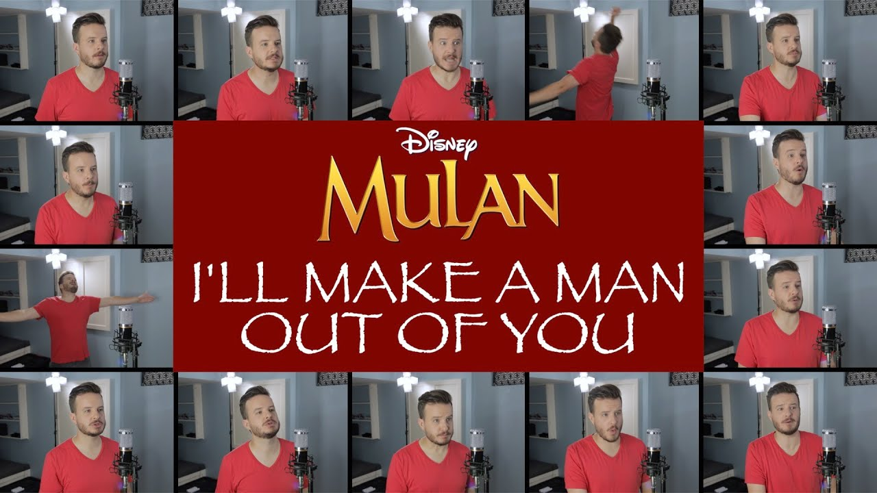 I'll Make A Man Out Of You (ACAPELLA) from Disney's Mulan