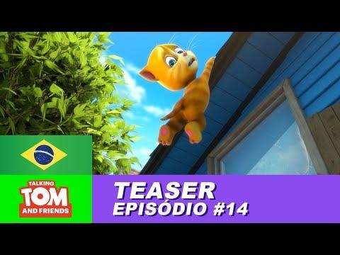 NESTA QUINTA-FEIRA no Talking Tom and Friends (Teaser do Episódio 14)