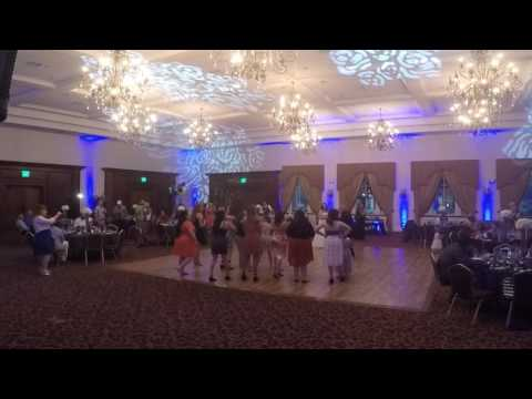 Wedding Gig Log at the Lancaster Hellinic Center with DJ Mikey Mike & Direct Sound