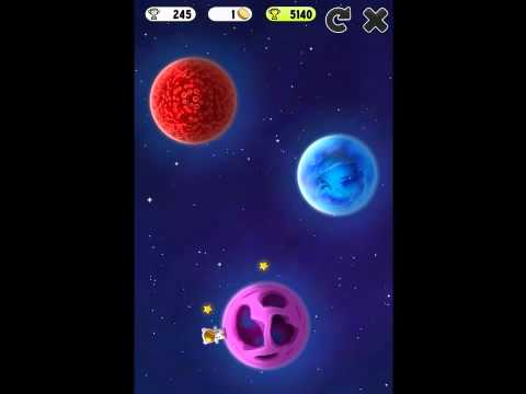 Game For Kid  Tom Cat Astronaut Tom's Games My Planet Hop