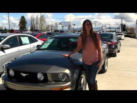 Virtual Walk Around Tour of a 2005 Ford Mustang GT at Marysville Ford