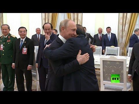 الرئيس بوتين يستقبل رئيس وزراء فيتنام في الكرملين  - نشر قبل 7 ساعة