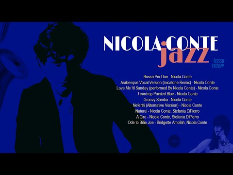Nicola Conte - Easy Selection [Acid Jazz, Future Jazz, Latin, Bossa, Samba]