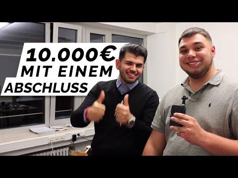 Kunde Macht 10.000€ Mit Einem Abschluss Für Seine Agentur - Einfach Machen!