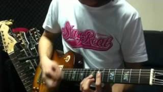 五月天 亂世浮生 Guitar Cover