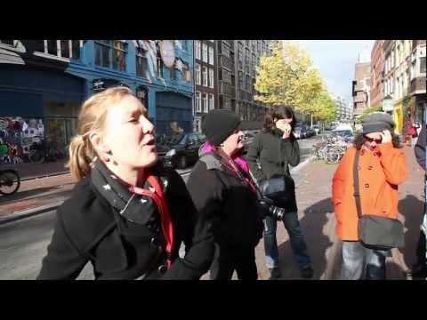 Sandemans New Amsterdam Free Tour