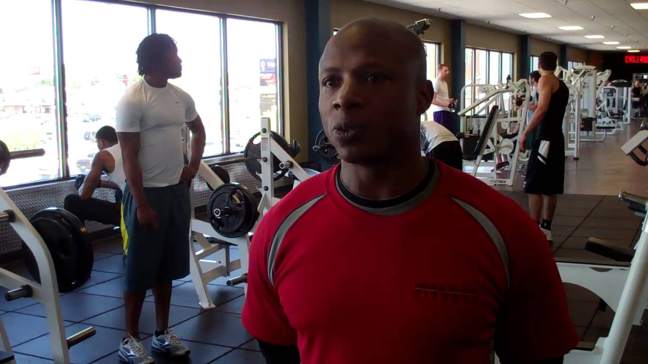 New Orleans VooDoo strength and conditioning coach Phillip ...