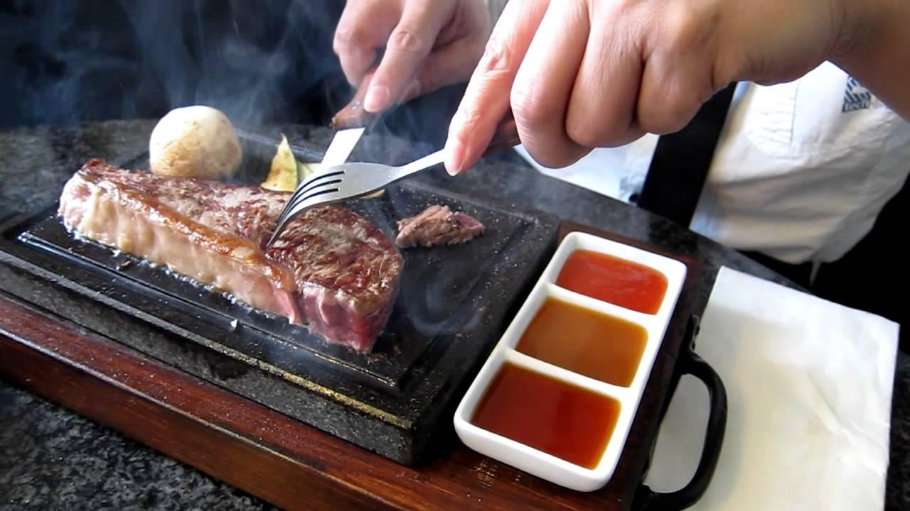 play kitchen island free standing cabinet stone grill steak empire oriental restaurant ...