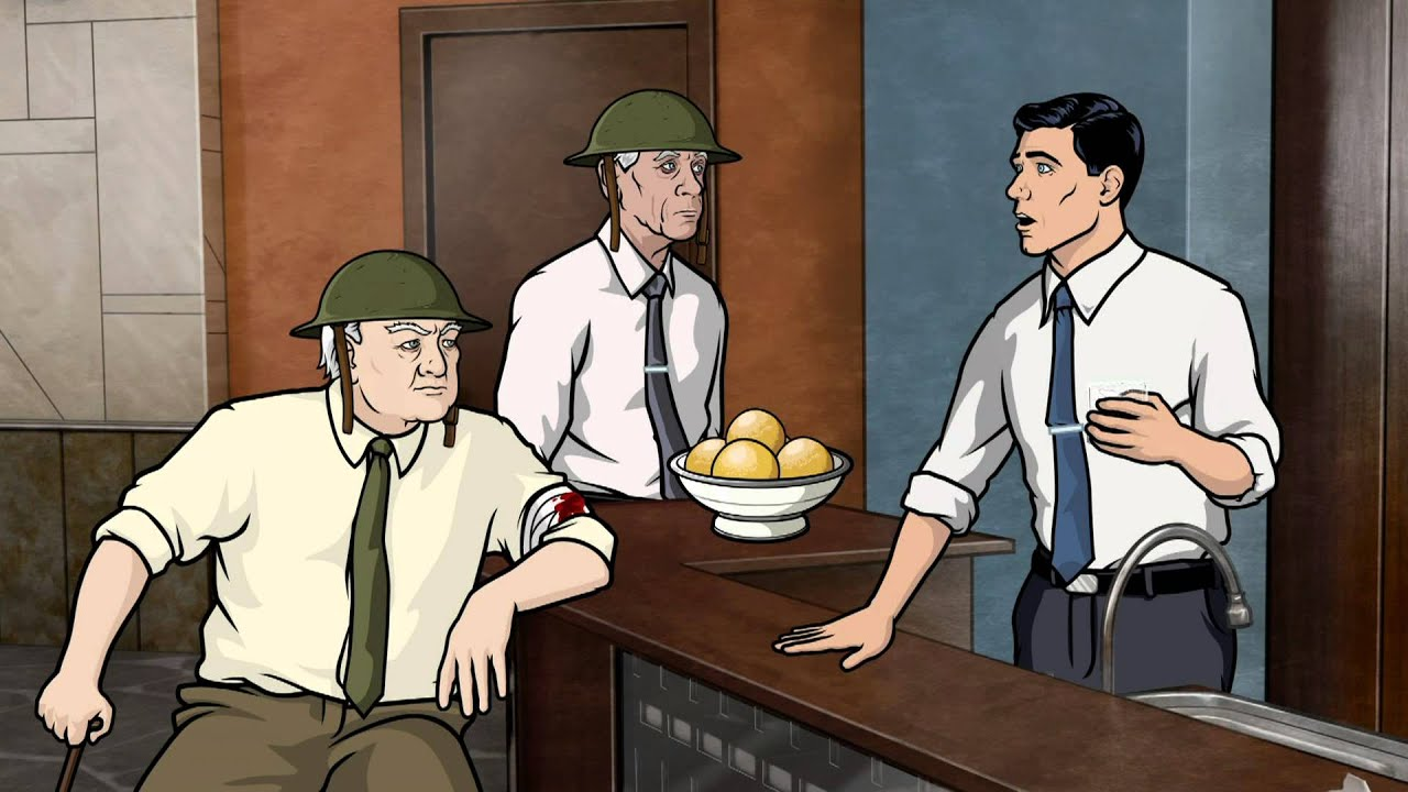 The double deuce youtube - Archer episodes youtube ...