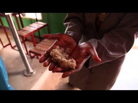 Production of go! pads in Ngoma, Rwanda | SHE