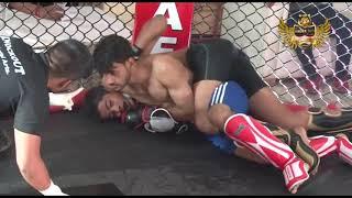 Mixed Martial Arts MMA Fight Delhi 033