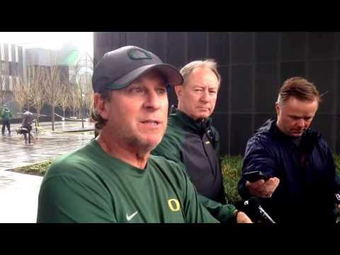 Raw video: Nick Aliotti begrudgingly talks about Stanford loss