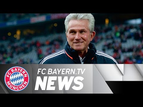 Jupp Heynckes back at Bayern Munich!