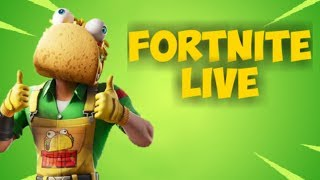 Fortnite Live Playing mit Subs, New Greasy Grove und Feuchte Palmen POI , New Guaco Haut