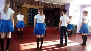 Танець на 8  березня