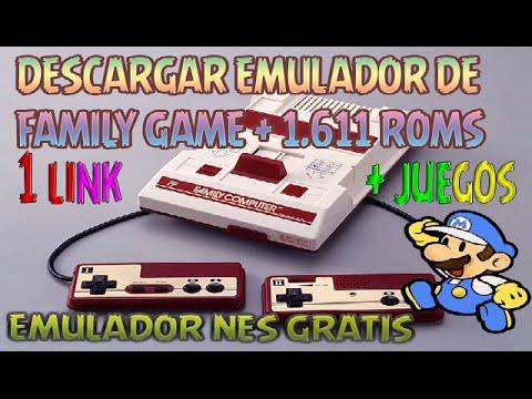 Emulador de family game para pc