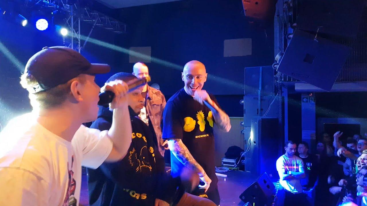 Słoń & Dope D.O.D. - Xmas 2019 'LIVE' // Kraków 7.03.2020 'Kwadrat'